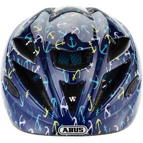 ABUS Hubble 1.1 Helmet Barn blue anchor